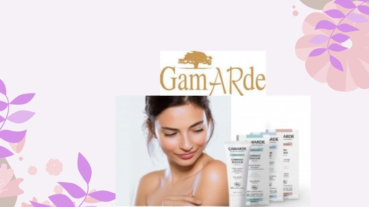 Gamarde, cosmetica ecologica