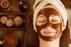 GEAcosmetics mascarilla de chocolate y aceite de Argan