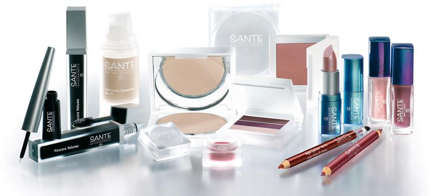 geacosmetics-Maquillaje ecológico Sante