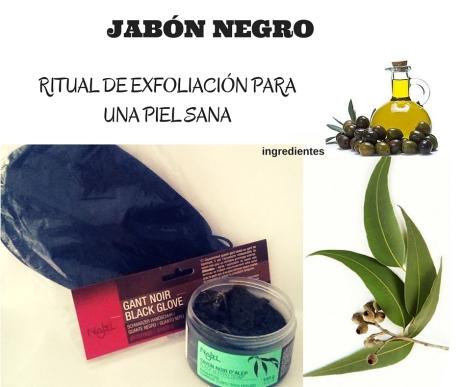 JABON NEGRO
