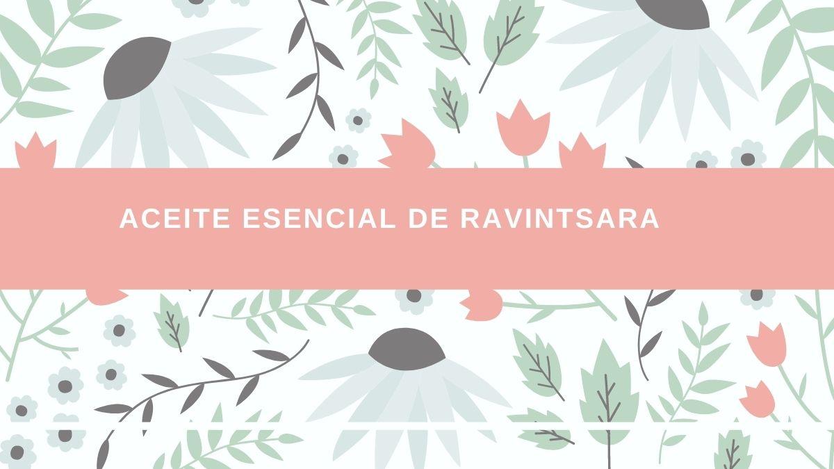Aceite esencial de Ravintsara ecologico