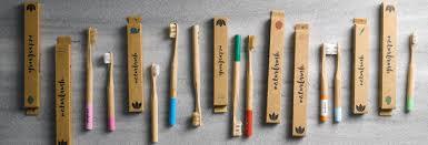 cepillos bambu