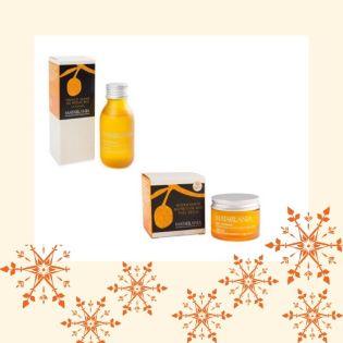 Pack de Navidad cosmetica natural de Aceite de Oliva