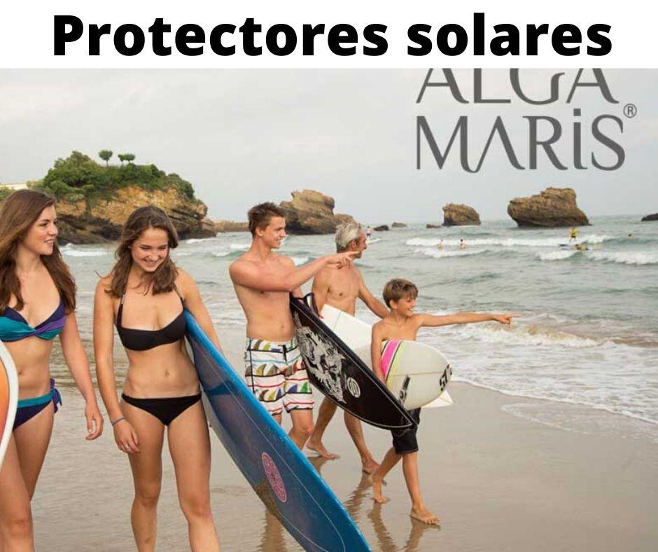 protector solar algamaris